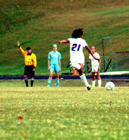 Girls soccer heads toward goal of beating Leonardtown next week