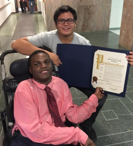 Wolverines raise over $32,000 for student's new wheelchair