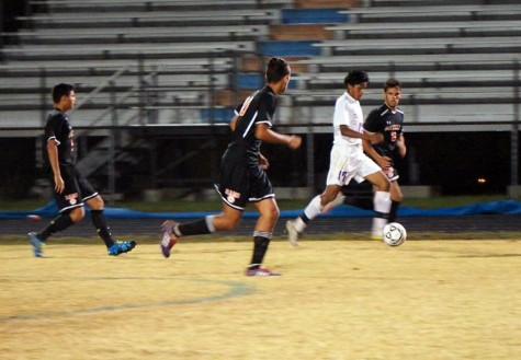 Boys soccer scores big goals against Clarksburg and Rockville high schools