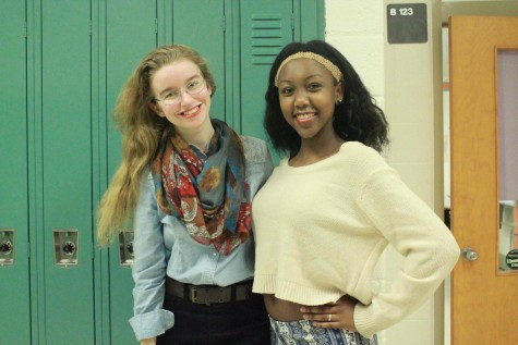Two WMHS students selected as pages for the Maryland General Assembly