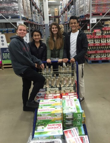 SGA helps those in need to give thanks over holiday