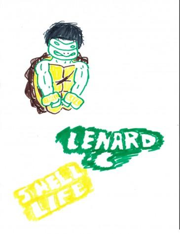 Lenard: the missing Teenage Mutant Ninja Turtle