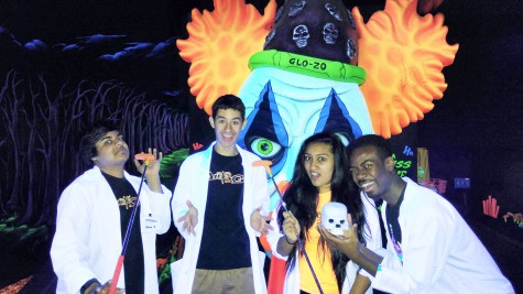 Monster Mini Golf provides fun for 'mad scientist' students who work there