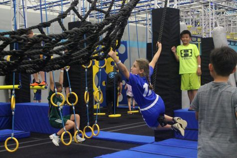 Zava Zone provides fun for kids, students who work there