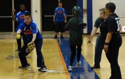 Allied softball always has fun while teaching teamwork