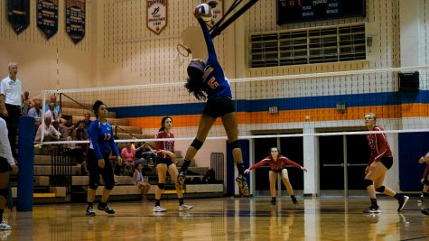 Girls volleyball looks to bump Falcons out of nest with victory