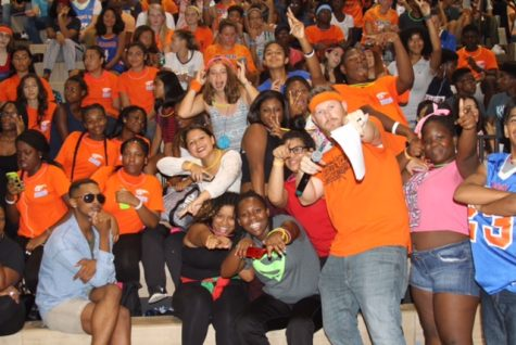 Orange Nation starts Mill Madness to stir up school spirit