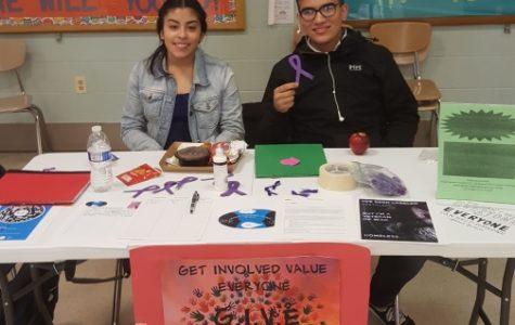 Social Awareness, GIVE create 'bless bags' for Homeless Awareness Week