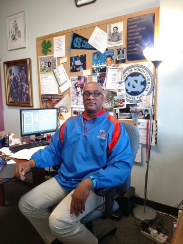 Assistant principal Jackson pursued coaching, educational goals to Watkins Mill