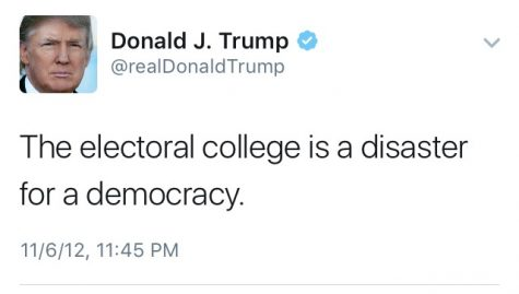 Outdated Electoral College system robs voters of importance