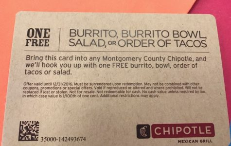 Chipotle donates coupons to boost summer reading enthusiasm