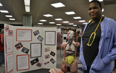 Third annual MYP Fair continues tradition, showcases student talent