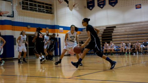 Girls basketball looks to annihilate Knights, pick up win number 3