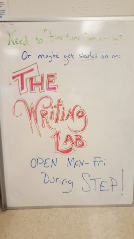 New writing lab opens to help students with papers, assignments
