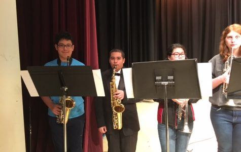Watkins Mill musicians perform in Spring concert