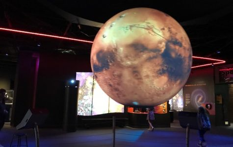 Science National Honors Society visits Maryland Science Center on interactive field trip