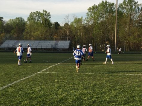 Boys lacrosse looks to eliminate Cavaliers, break 5 game skid