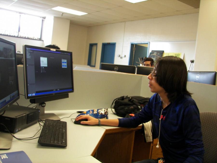 Thomas Edison High School offers career, technology choices