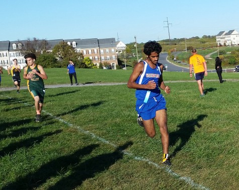 Cross Country sets personal records at County Championship yesterday