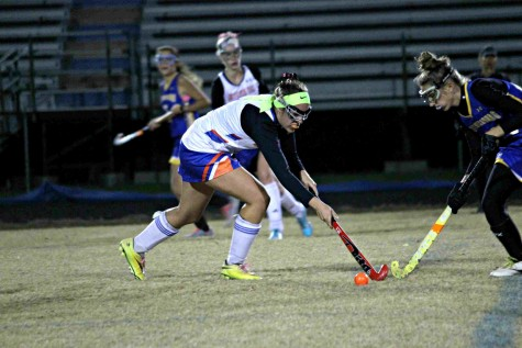Field Hockey looks to stick in playoffs tomorrow against Linganore