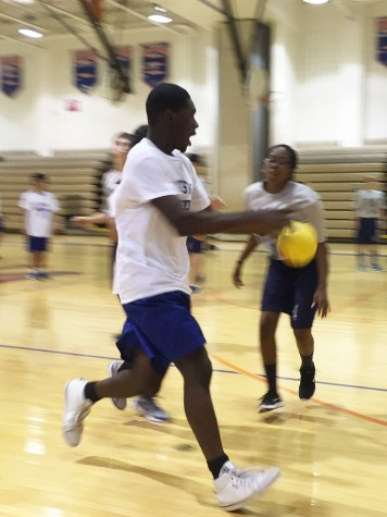Allied handball wins against Clarksburg, but is all about fun