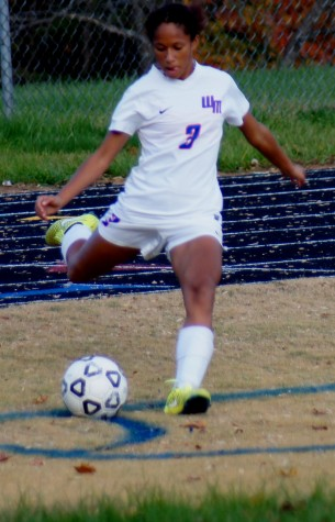 Girls soccer kicks off playoffs today against Screamin' Eagles