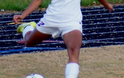 Junior Samantha Whipp