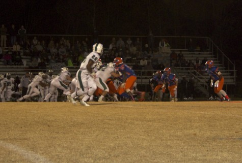 Wolverines say goodbye to seniors, prepare to tame tigers against Blake Friday night