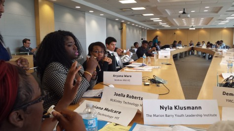 Youth and Government program allows students to write, pass bills to change the world