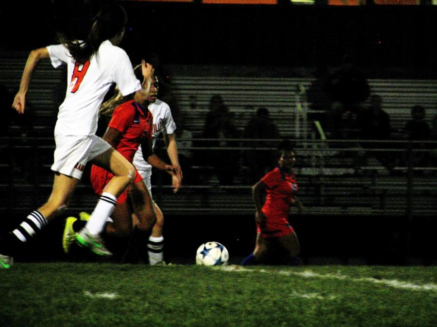 vs Rockville High School October 13