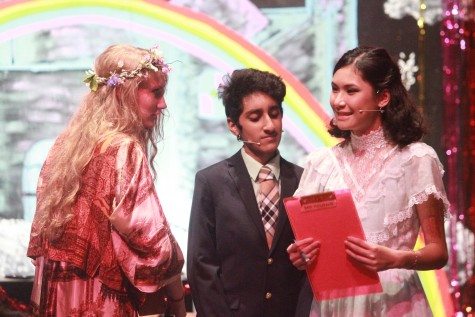 School play flashes back to past with Awesome 80s Prom tonight