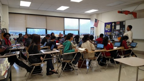 Google Classroom allows students to access learning anywhere from smartphones