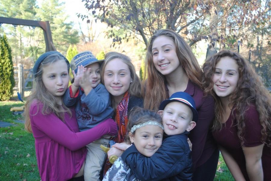The Tsarni siblings
