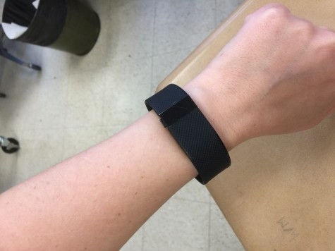 Fitbit lets students and staff track activity, compete to get most steps