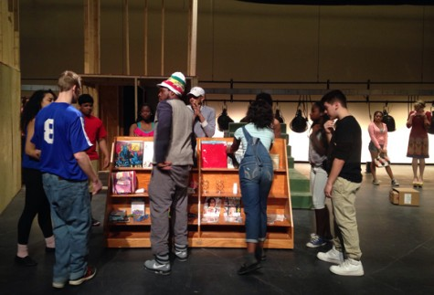 'In the Heights' opens tomorrow night, brings heat from 'Hamilton' creator to Watkins Mill's stage