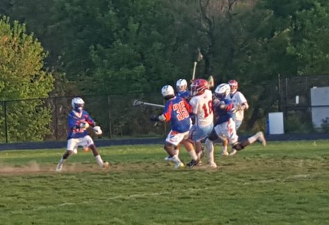 Boys lacrosse looks to ram Rockville tomorrow after crushing Cavaliers