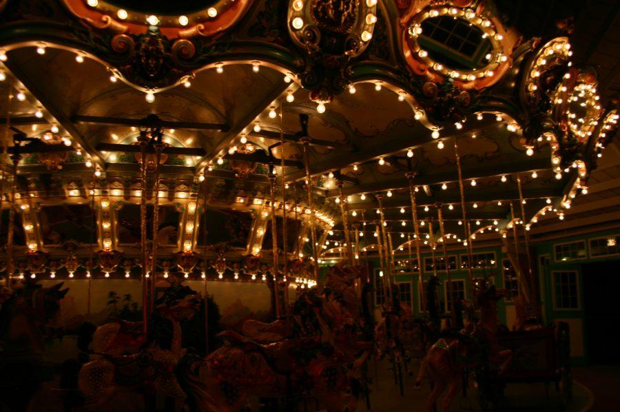 Prom 2016 at Glen Echo Park on May 13