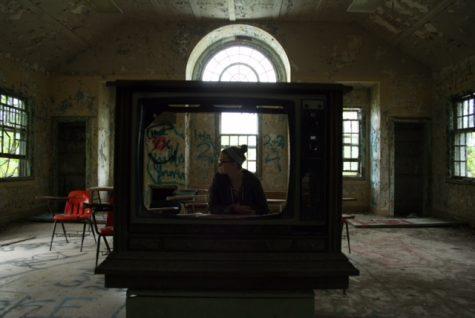 Sophomore explores urban ruins of East coast buildings