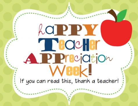 Current staff members share valued educators for Teacher Appreciation Week
