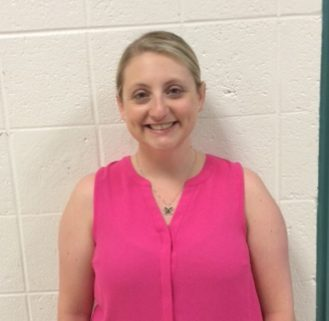 Social studies teacher Michelle Pettit