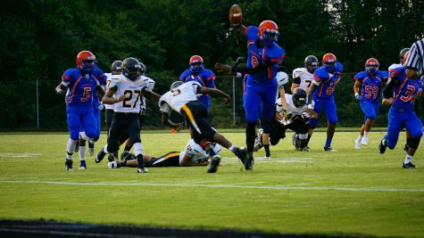 'Rines look to tackle Trojans after huge opening win over Frederick Cadets