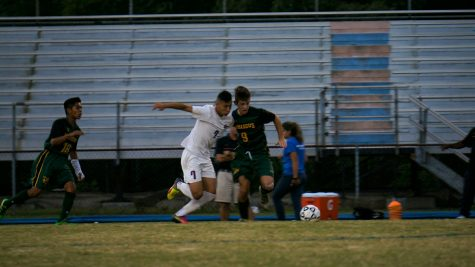 Boys soccer jousts with Knights in tomorrow night's tournament