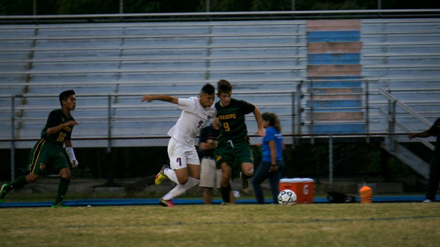 Boys soccer jousts with Knights in tomorrow nights tournament