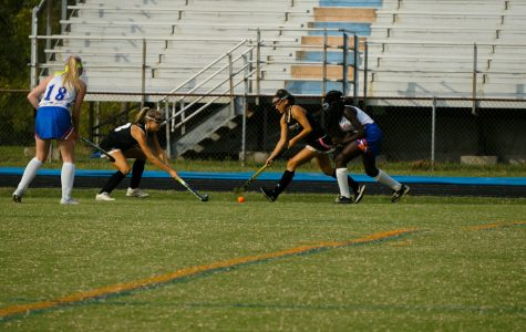 'Rines field hockey looks to conquer Coyotes on senior night
