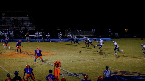 Football looks to ground Falcons after colossal victory over Colonels