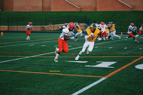 Football plans to swat Hornets Friday after falling in Trojan war