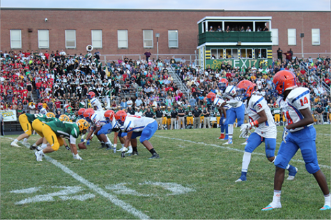 Football looks to conquer Colonels after tough loss in Hornets nest