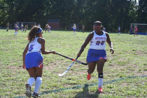 Field Hockey team looks to dominate Falcons on Wednesday