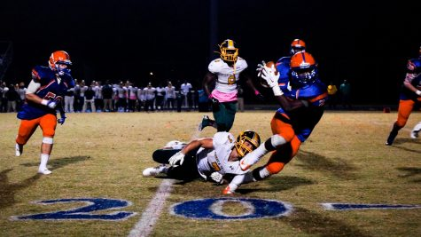 'Rines ready to rush the Rams in Friday's Homecoming game