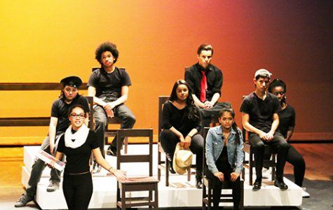 Laramie Project tackles tough topics in closing performance Saturday night